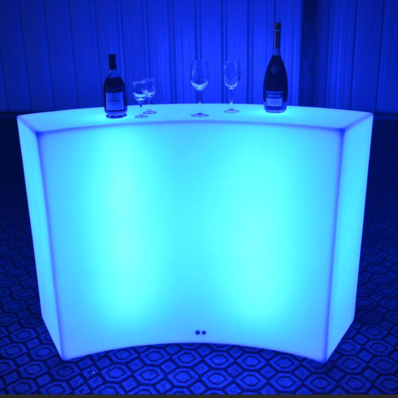 IP65 Waterproof wave Bar Counter