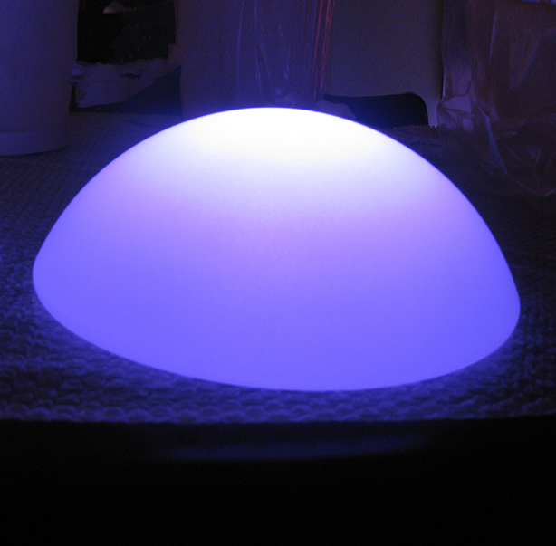 led sphere ball Elliptical LED Decorative Light