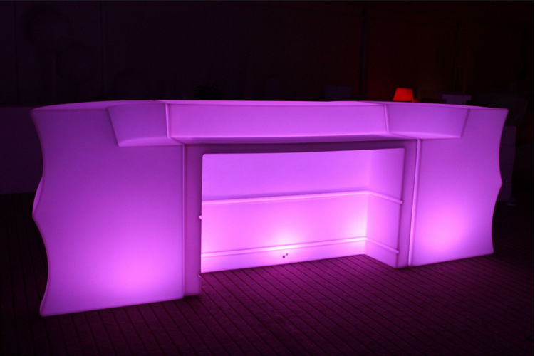 Hot Sale Portable LED Bar Counter