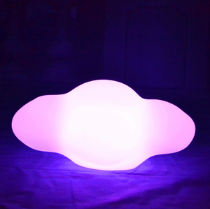 colors change RGBW LED Cloud Light