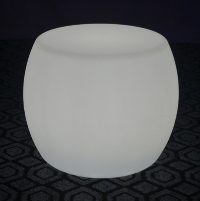 PE colors change remote controller Comfortable Durable LED Stool
