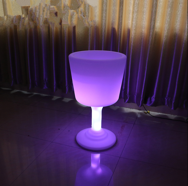 16 Color Change LED Ice Bucket