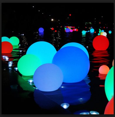 Hot Sale outdoor color change LED Decorative Ball Light
